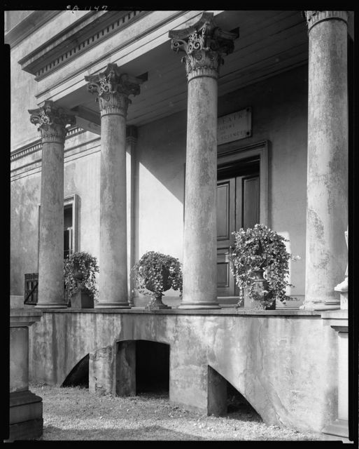 Telfair House, 121 Barnard Street, Savannah, Chatham County, Georgia