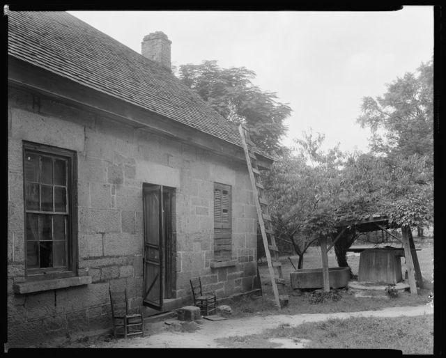 Terrell-Stone House, Sparta, Hancock County, Georgia