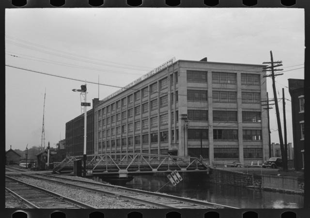 Textile mills, Windsor Locks, Connecticut