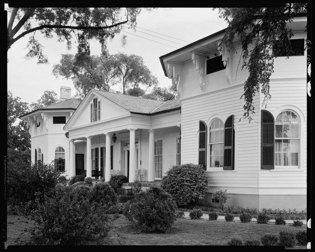 The Elms, 1846 Buena Vista Rd., Columbus, Muscogee County, Georgia