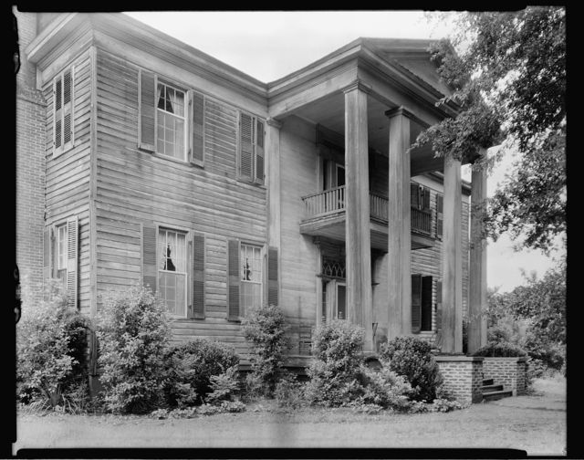 Thorn Hill, Talladega vic., Talladega County, Alabama