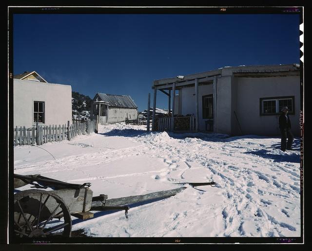 Trampas, New Mexico