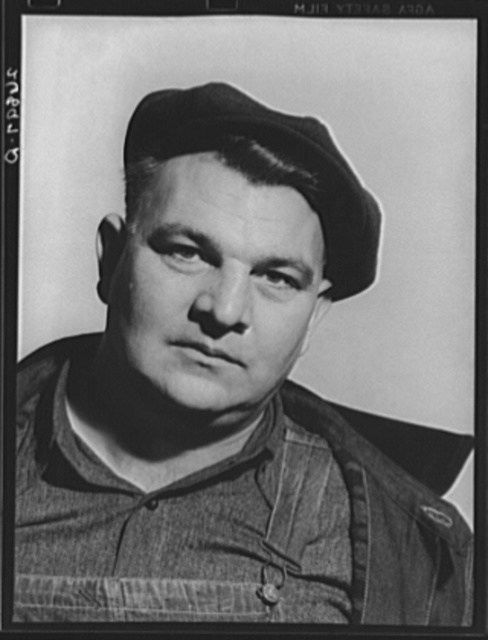 Unemployed miner. Herrin, Illinois (see 26881-D)