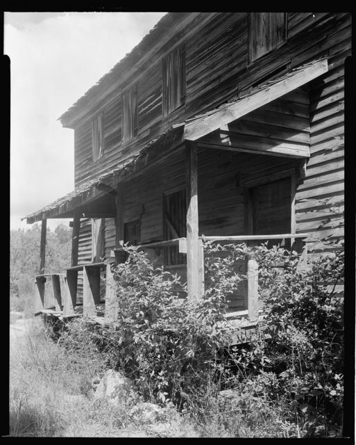 Unidentified house, Wilkes County, Georgia