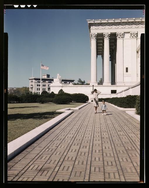U.S. Supreme Court Building, Washington, D.C.