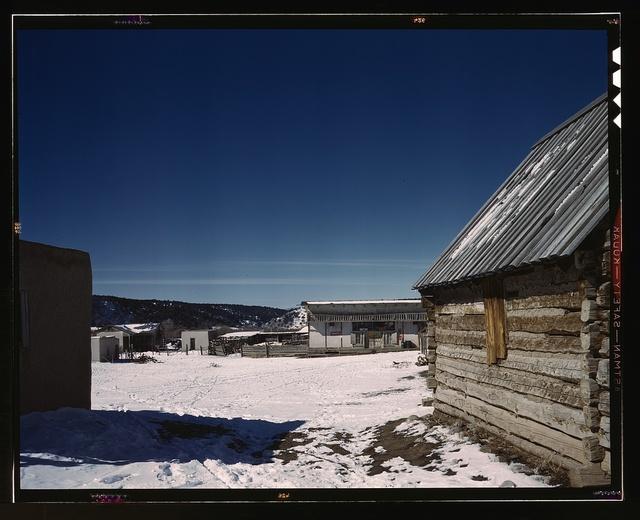 Village of Trampas, Taos County, N[ew] Mex[ico]
