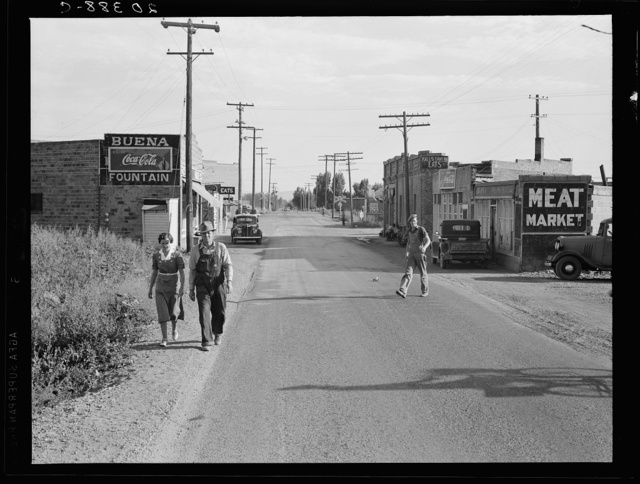 Washington, Buena, Yakima County. Yakima Valley small town. A county which ranks fifth in the United States in value of agricultural production