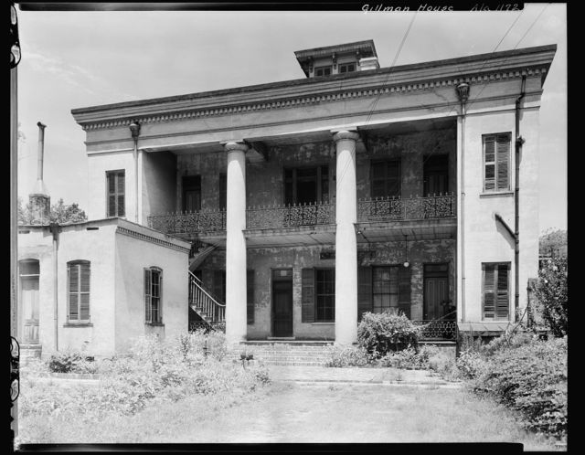 Watts-Parkman-Gillman House, 713 Mabrey St., Selma, Dallas County, Alabama