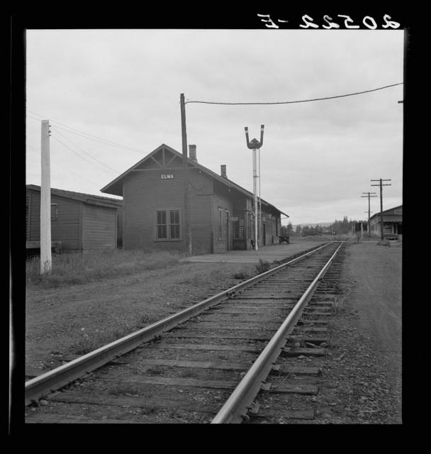 Western Washington, Grays Harbor County, Elma  Modern