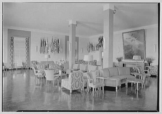 World's Fair, Y.M.C.A. Large lounge