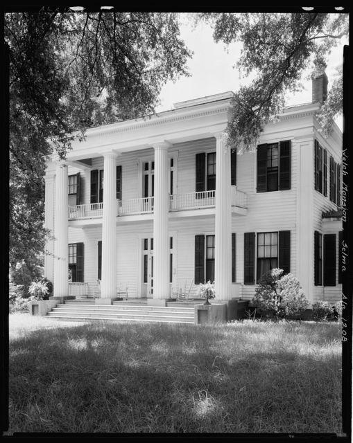 W.P. Welch Mansion, 607 Union St., Selma, Dallas County, Alabama