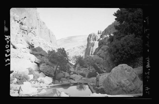 Ain Farah Gorge