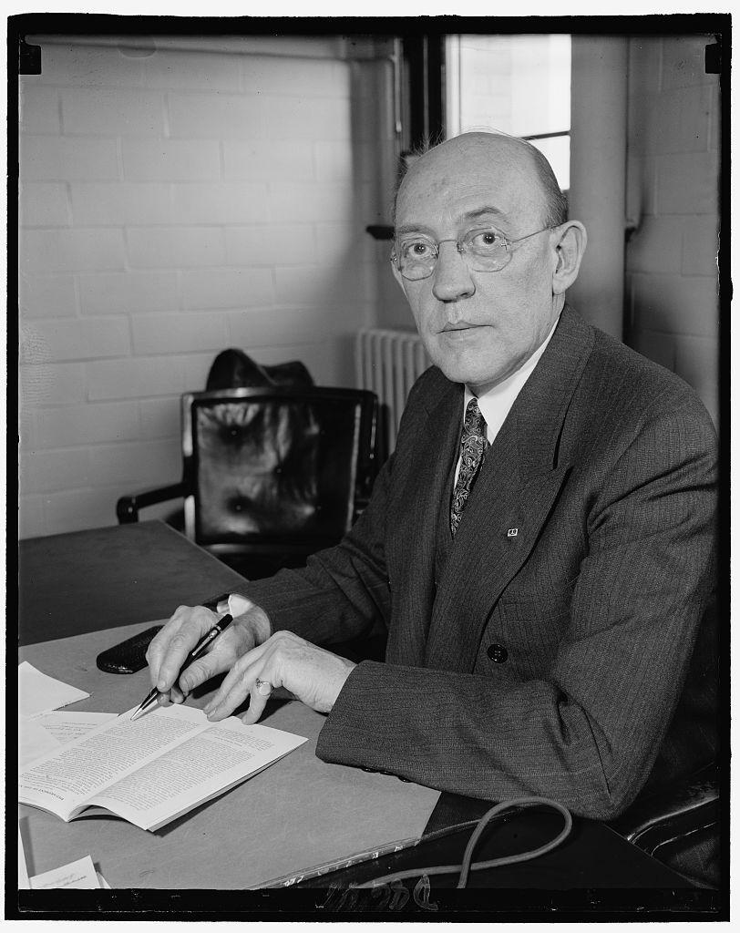 Alton P. Tisdel, Supt. of Documents, G.P.O.