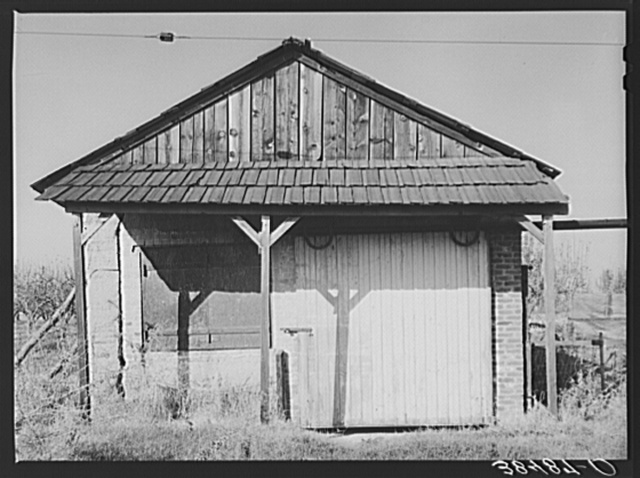 Bank of old Virginia City. Placer County, California