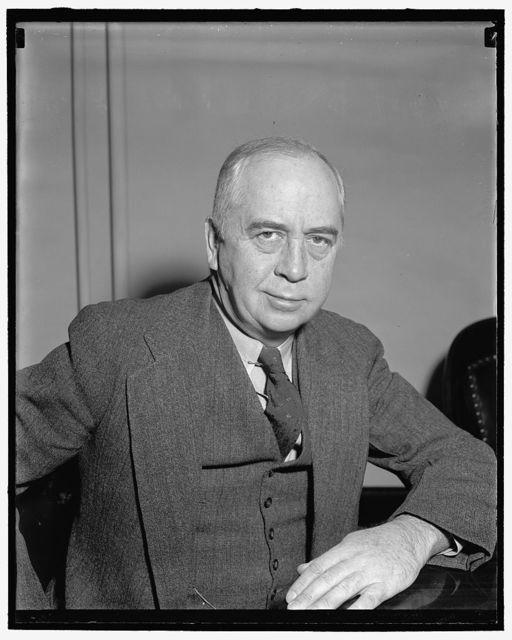 Basil Manley, Federal Power Comm.