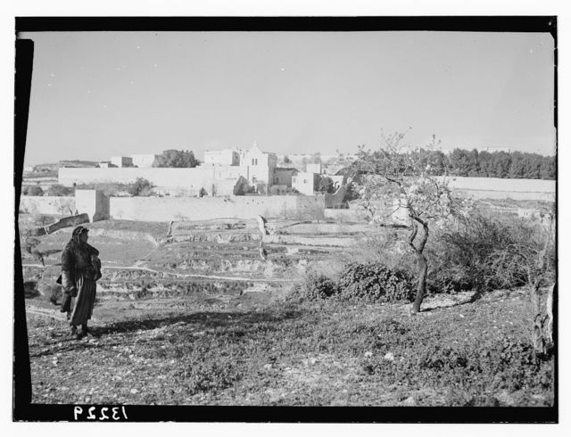 Bethlehem Carmelite Convent on western hill
