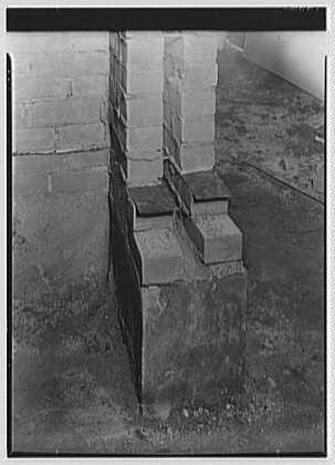 Brick Manufacturers Association. Detail III