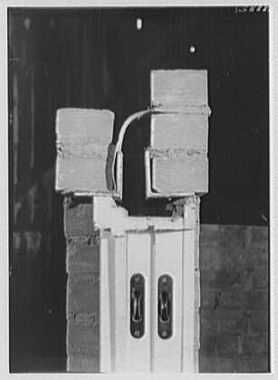 Brick Manufacturers Association. Detail IV