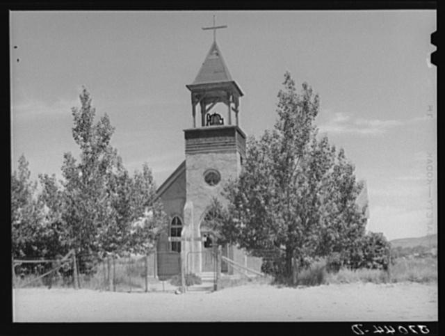 Church, Garcia, Colorado