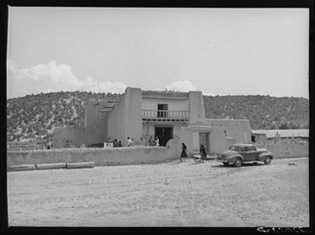 Church of the Twelve Apostles, Trampas, New Mexico