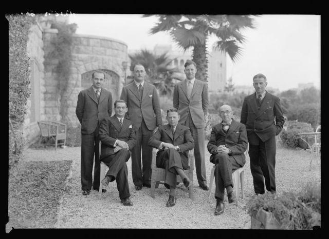 Citrus Committee. Messrs. Jeffrey Walsh, chairman; Ricketts, Spyridou, Shawa