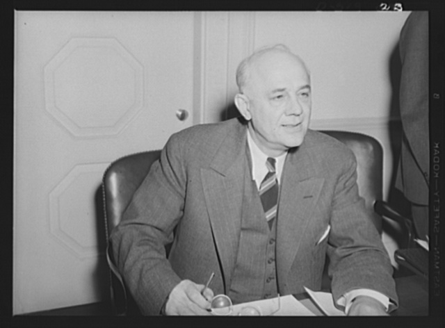 Clarence A. Dykstra, Chairman of the new Mediation Board