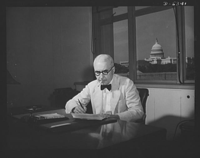 Elmer Davis, Director, Office of War Information (OWI)
