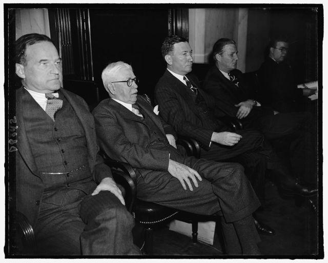 Fairliss, Adams & (aides? Alde?) U.S. Steel