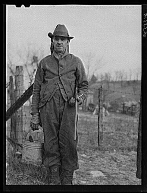 Farmer. Nicholas County, Kentucky