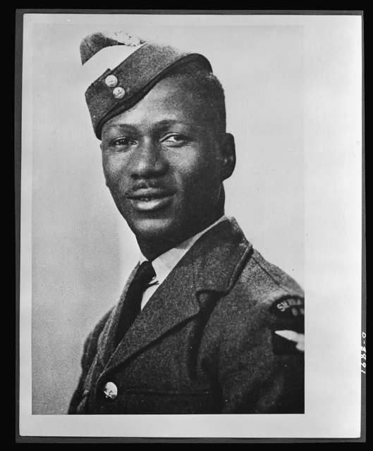 First Sierra Leonean to fly with Royal Air Force. Leading aircraftman A.K. Hyde of Sierra Leone, West Africa, is one of the first Sierra Leoneans who will fly with the RAF. A former government service employee in the British colony, he was educated at the Grammar School and Methodist Boys High School in Freetown