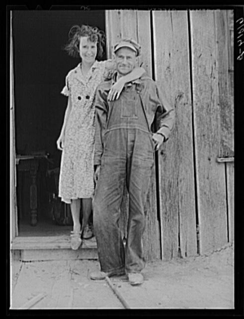 FSA (Farm Security Administration) rehabilitation borrowers. Grant County, Illinois