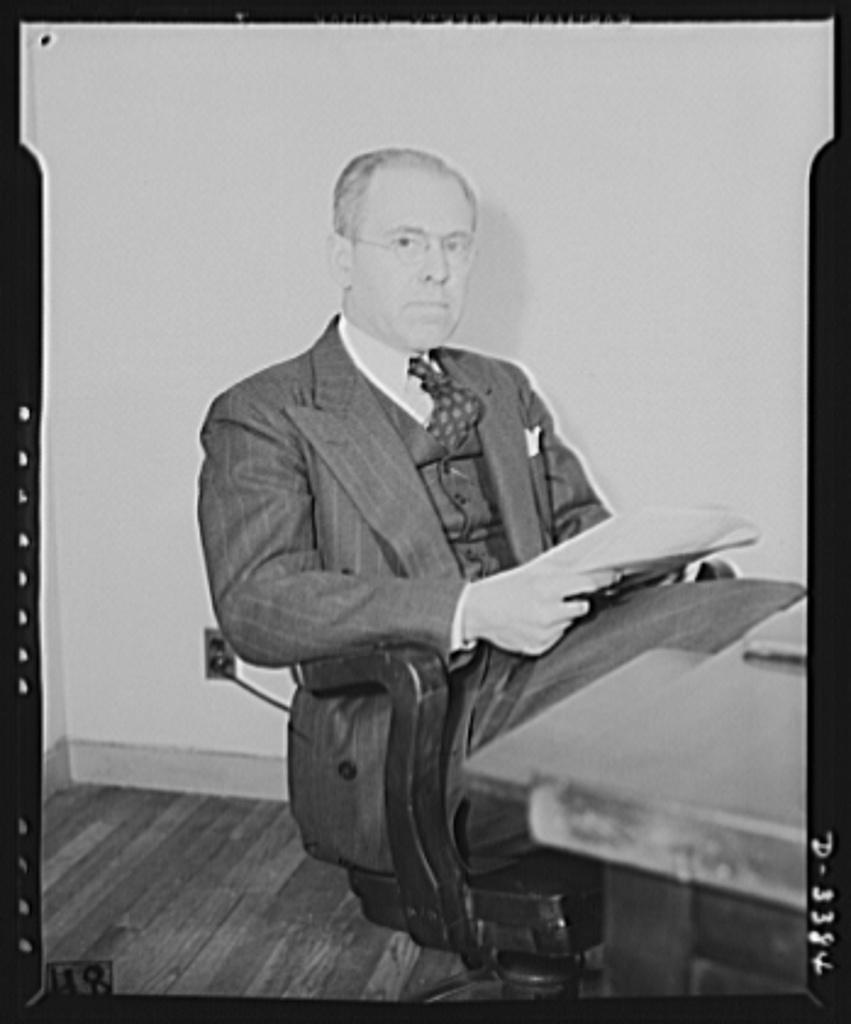George W. Stocking