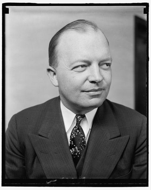 Gov. Harold E. Stassen