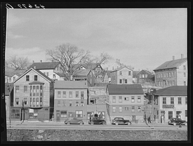 Houses in Woonsocket, Rhode Island