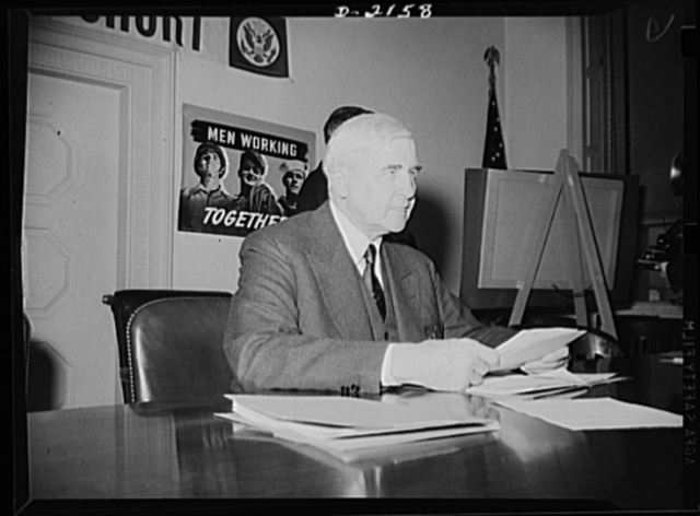 Jesse Jones, Federal Loan Administrator