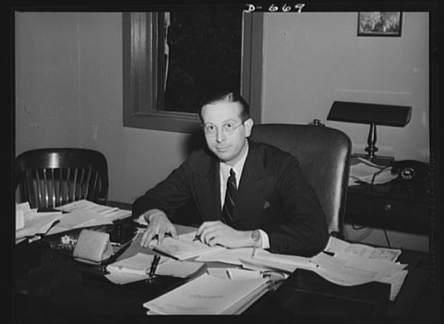 John E. Hamm. Deputy Administrator, Office of Price Administration (OPA) and Civilian Supply
