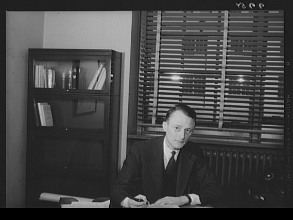 John McL. Clark, Assistant to Carl B. Spaeth (Assistant Coordinator),  Office of Coordinator of Commercial and Cultural Relations between the American Republics