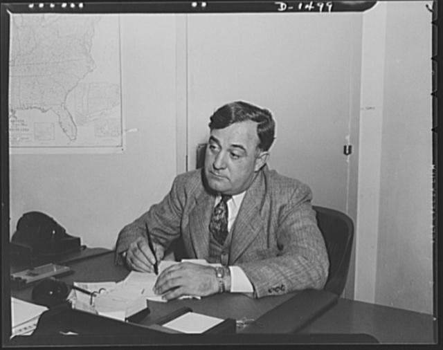 Joseph D. Keenan, labor relations counselor