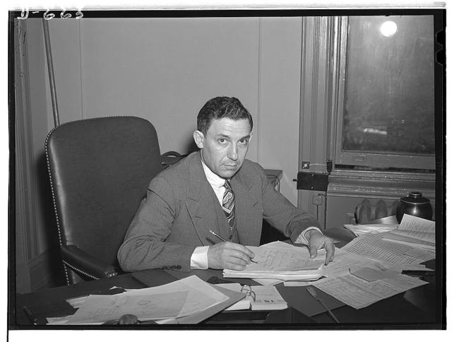 Joseph L. Weiner. Assistant Administrator in Charge of Civilian Supply