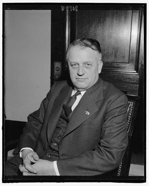 Kenneth Wherry, Repub. Nat'l. Committeeman from Nebraska, April 1940