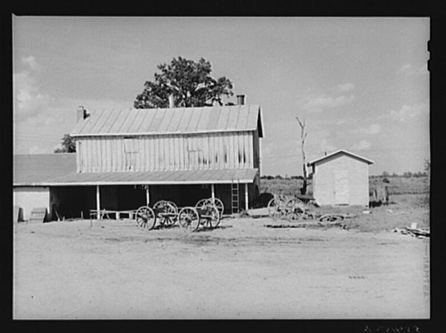 King and Anderson Plantation, Clarksdale. Mississippi Delta, Mississippi