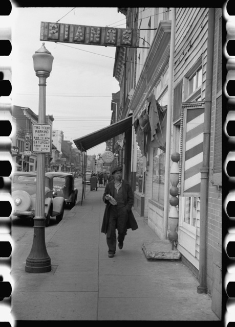 Main street, Winchester, Virginia