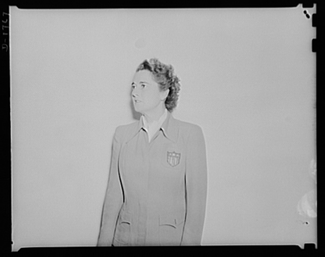 Mary K. Browne, Deputy Director in Charge of Physical Fitness, Office of Civilian Defense