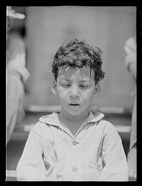 Melrose, Louisiana. The son of a mulatto servant on the John Henry Plantation
