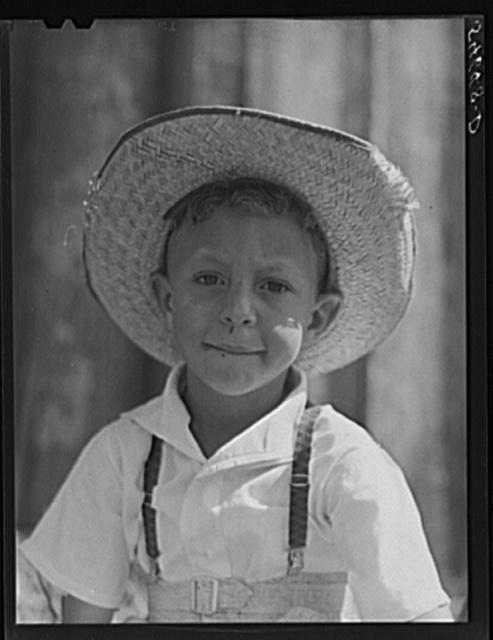 Melrose, Natchitoches Parish, Louisiana. Son of mulatto servant on John Henry cotton plantation