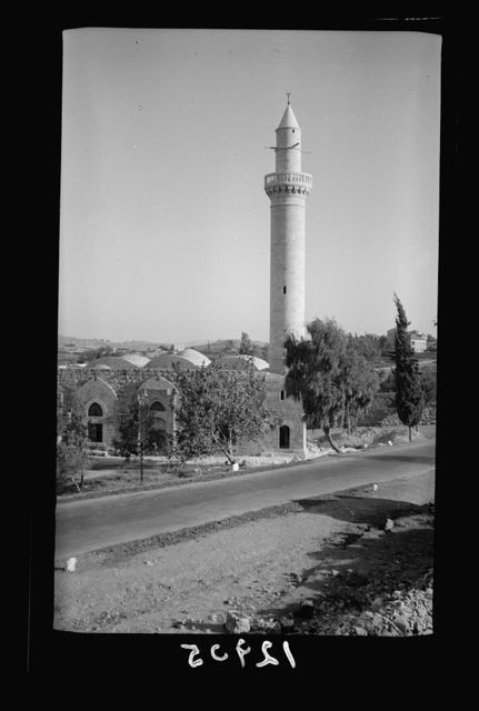 Minaret at Bireh
