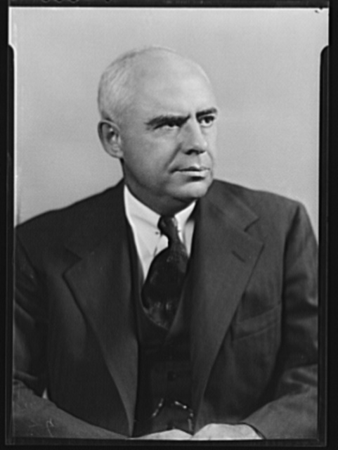 Mr  Chester C  Davis, formerly commissioner in charge of the