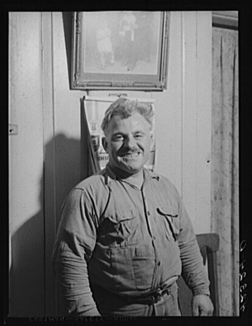 Mr. Constantino Da Nora, Italian truck farmer. Colchester Connecticut