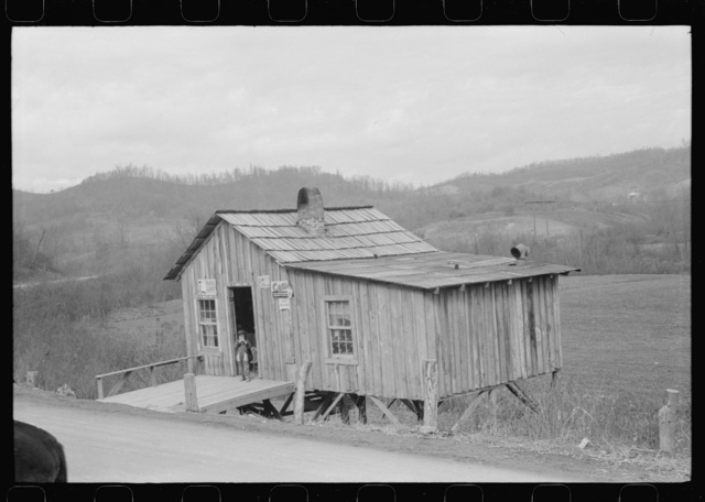 New general store, Knox County, Kentucky