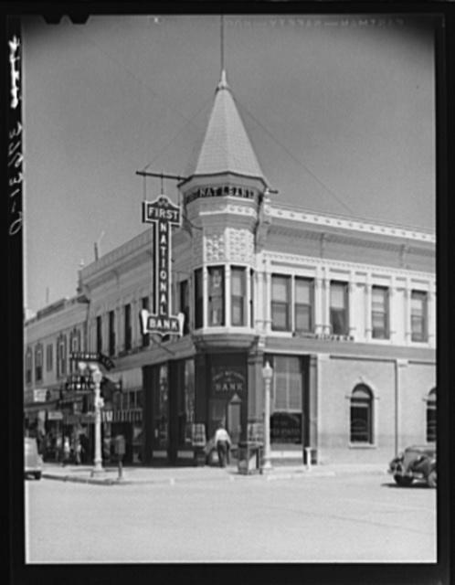 Old bank. Montrose, Colorado